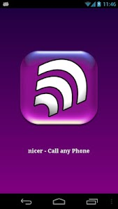 Nicer - Call any Phone screenshot 1