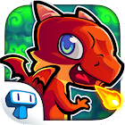 Dragon Tale - Fantasy RPG Shooting Game icon