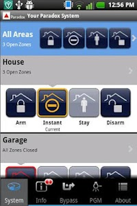 iParadox – Alarm Control v1.2.5 [build 47]