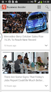 NewsDrift - screenshot thumbnail