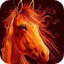 Chestnut Horse a live APK icon