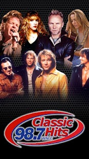 Classic Hits 98-7 WNLC - screenshot thumbnail