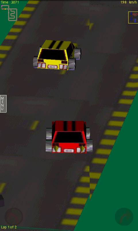 ZeptoRacer 3D - Free- screenshot