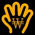 한손가계부 Plus logo