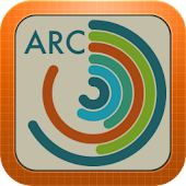 Arc Live Clock Wallpaper Lite