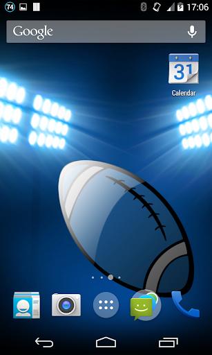 Detroit Football Wallpaper