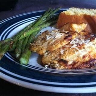 Broiled Parmesan-Lemon Tilapia Recipe