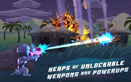 Major Mayhem APK for Blackberry