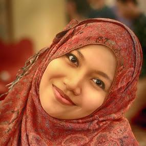 my name is Anissa.. by Ferysetya Ma - People Portraits of Women