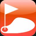 全国ゴルフ場のリアルタイムナビ logo