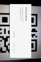 Screenshot of Obsqr QR Scanner