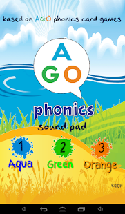 AGO Phonics Sound Pad- screenshot thumbnail