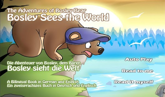 Bosley Sees the World (German)- screenshot thumbnail