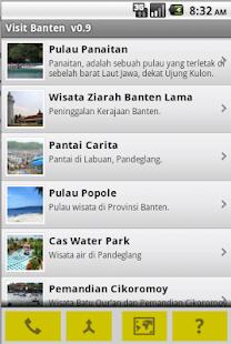Visit Banten