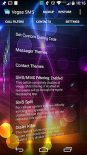 Vegas SMS - screenshot thumbnail