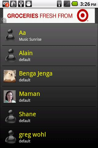 Sms Ringtones - screenshot
