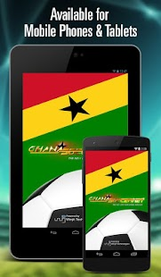 Ghana Soccer News- screenshot thumbnail