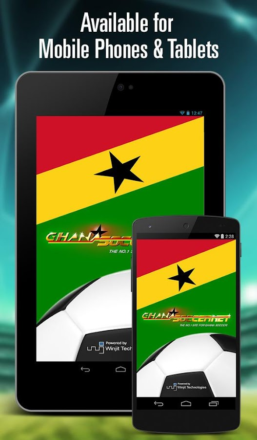 Ghana Soccer News - screenshot