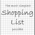 Paper Shopping List icon