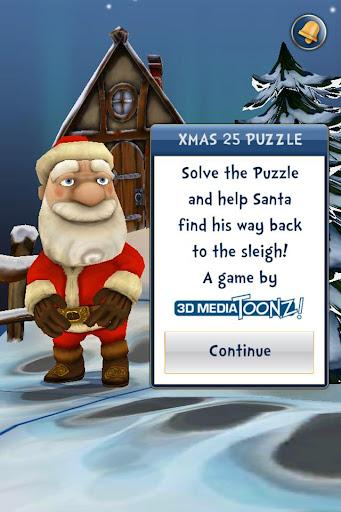 Xmas 25 Puzzle