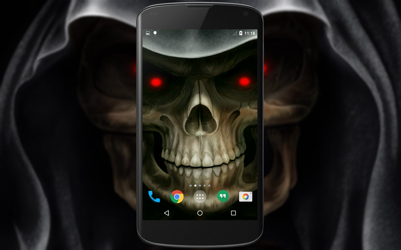 Wall Art Apk Download : Skull d live wallpaper android apps on google play