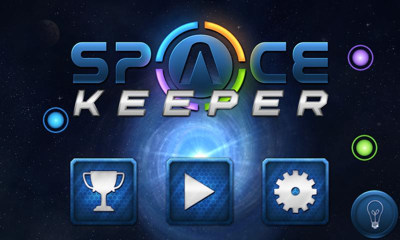 Space Keeper - screenshot
