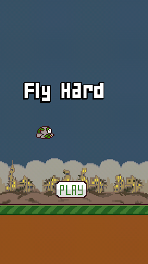 Fly Hard- screenshot