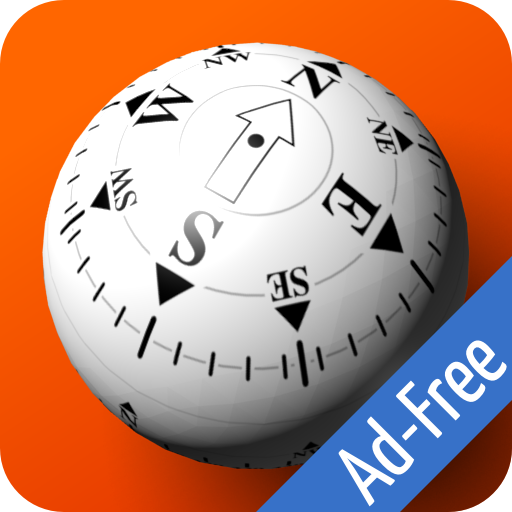 3D Ball Compass Ad-Free app for Android