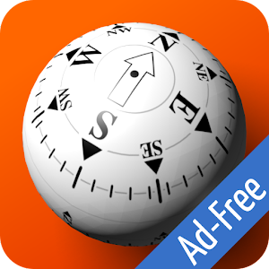 3D Ball Compass Ad-Free 工具 App LOGO-APP試玩