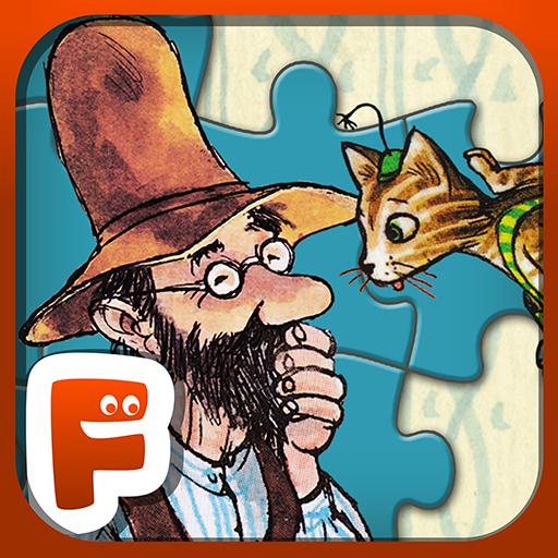 ペットソンのジグソーパズル 解謎 App LOGO-硬是要APP