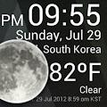 Weather Clock Widget download