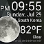 Free Download Weather Clock Widget APK for Samsung