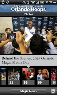 Orlando Hoops - screenshot thumbnail