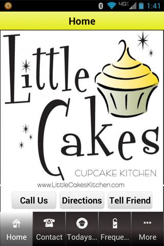 Little Cakes Kitchen