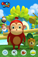 Screenshot of Talking Cocomong Lite