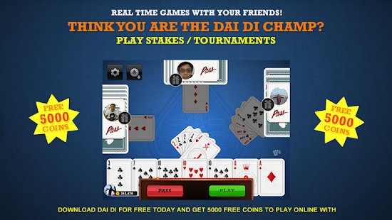Big Dai Di - Big 2 Poker - screenshot thumbnail