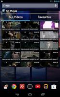 Screenshot of SR Player (Video Player)