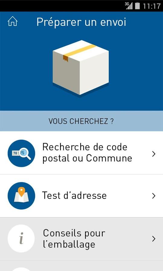 La poste android apps on google play - Localiser bureau de poste ...