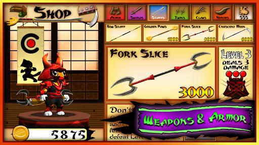 Ninja Kitty Hack for the game