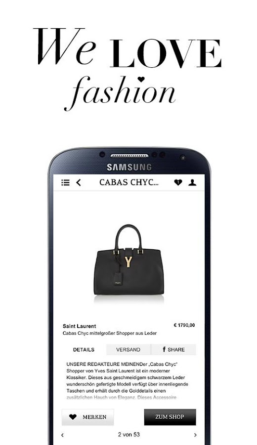 Alle Sales! - Fashion Shopping - screenshot