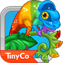 Tiny Zoo Friends logo