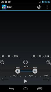 ZeoRing  - Ringtone Editor- screenshot thumbnail