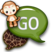 GO SMS THEME|Safari