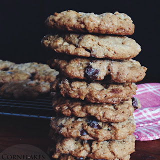Cornflakes Oat Cookies Recipes.