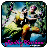 Radhe Krishna Wallpaper HD