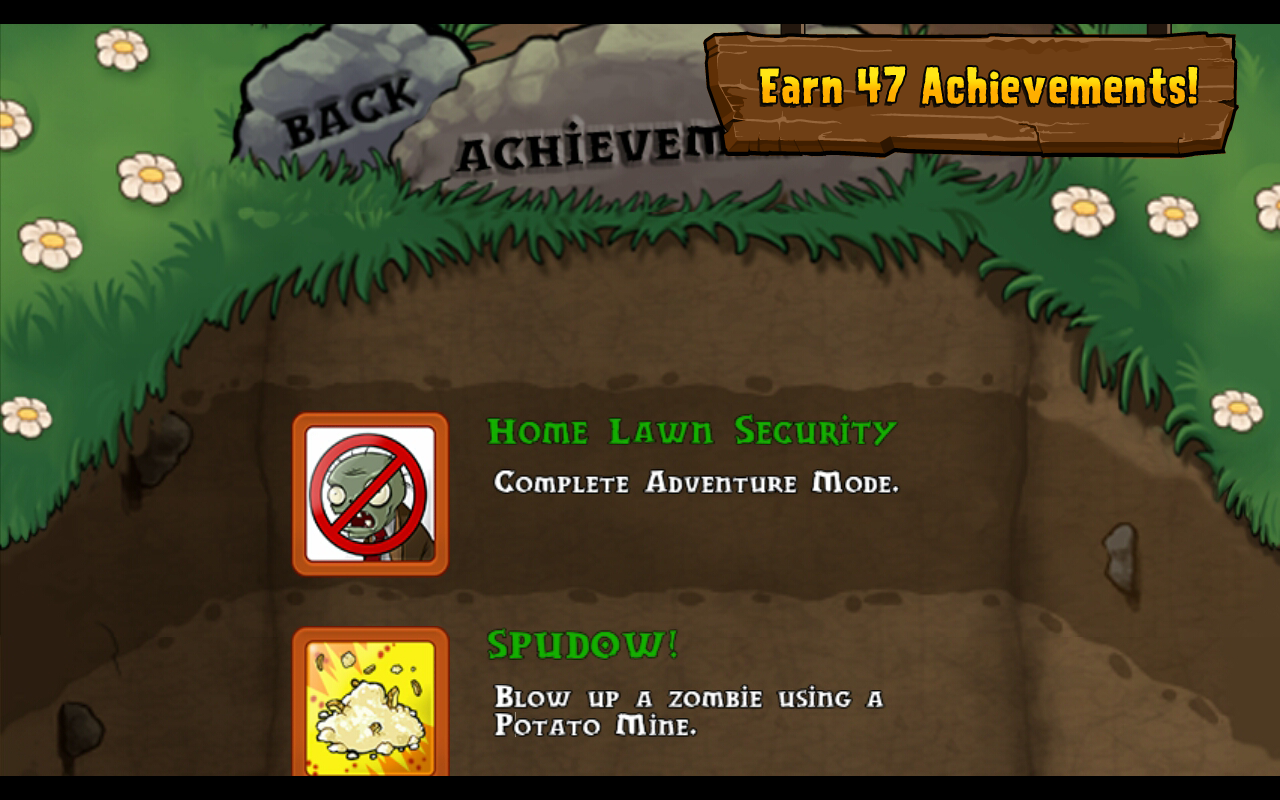 Plants vs. Zombies™ screenshot #4