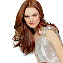 Julianne Moore Live Wallpaper logo