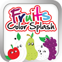 Fruits Color Splash - Fun Game icon