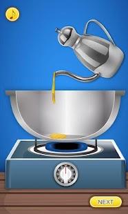 kochen spile