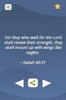 Screenshot of Inspiring Bible Verses